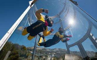 Skydream : Pour planer sans danger