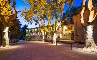 Le charme du Moulin de Vernègues