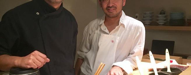 Nice : Kei réenchante les sushis