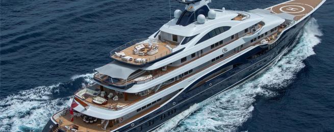 Monaco Yacht Show: toujours plus long!