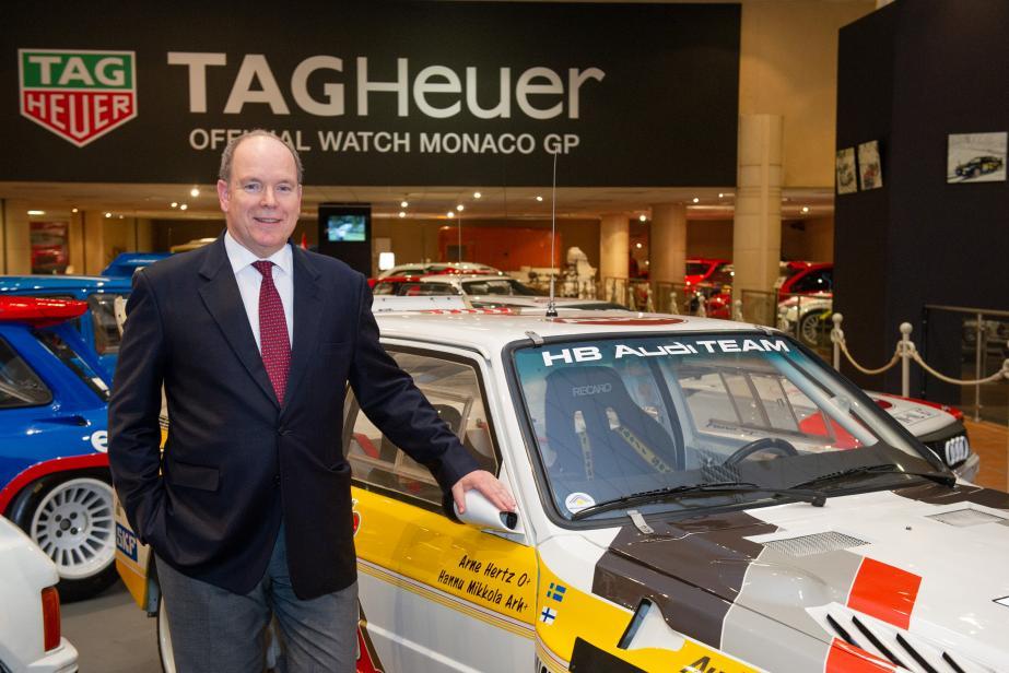 Les légendes du rallye à Monaco