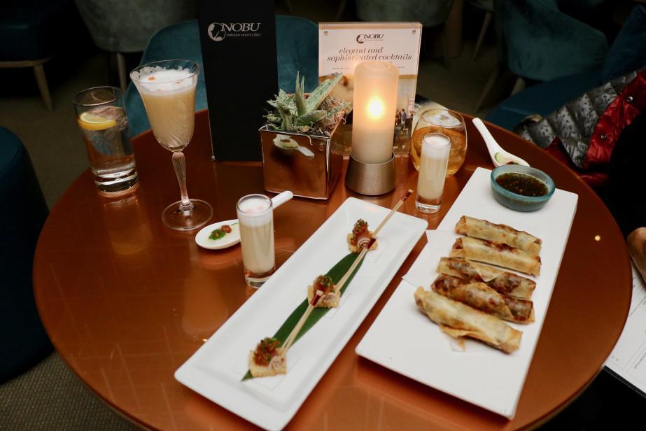 Fairmont : Happy Hour magiques chez Nobu