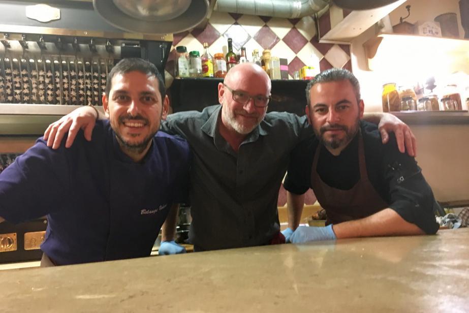 Nice : Un Terroir Divin convivial