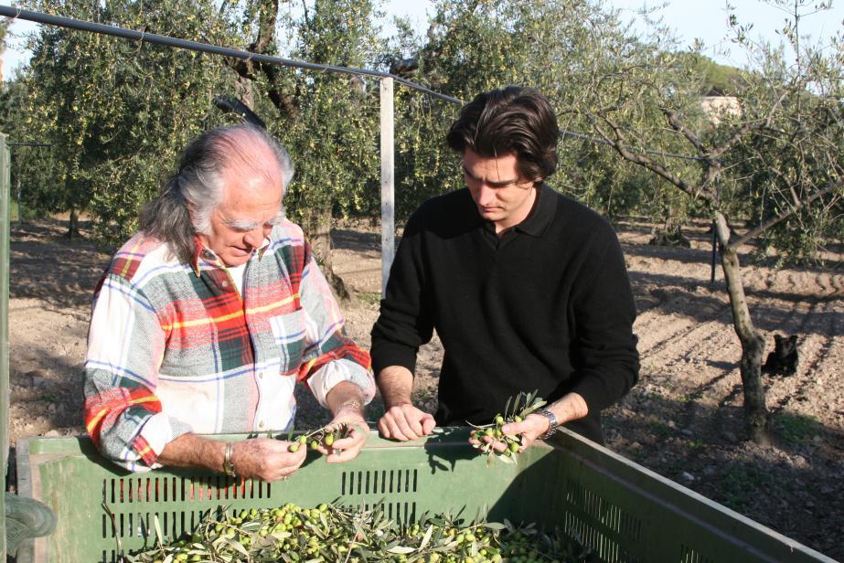 Pensato : L'huile d'olive comme un art...