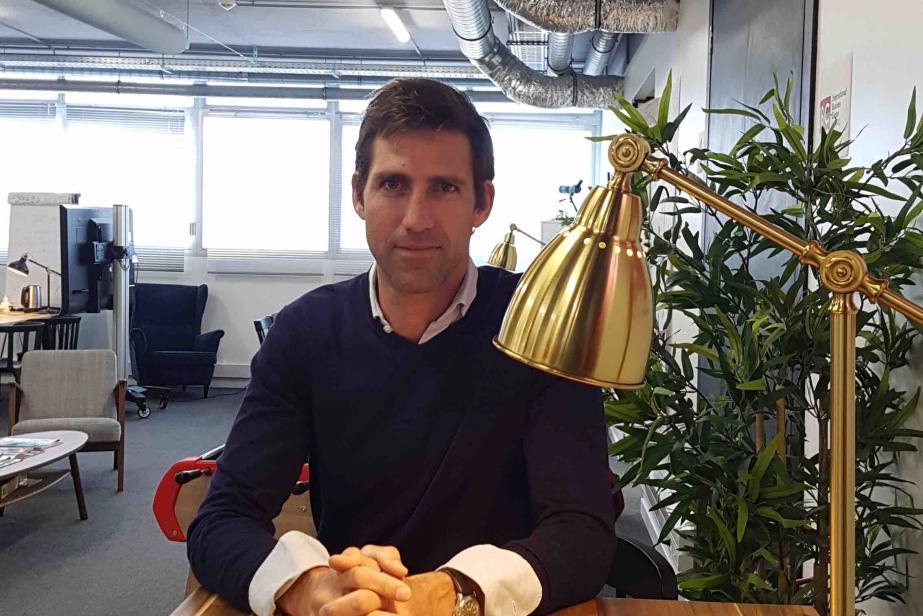 Alexander Sibony, Entreprendre au coeur de Fontvieille