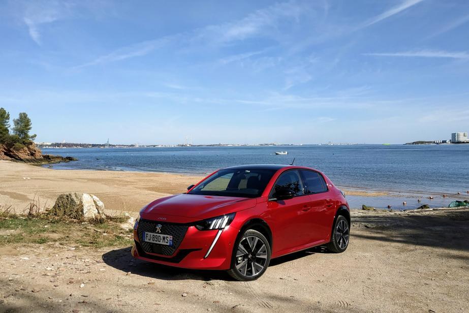 Peugeot 208 : Un physique de star
