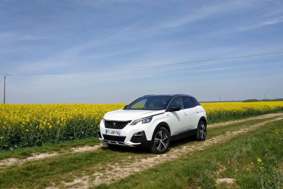 Peugeot 3008 essence 180 ch