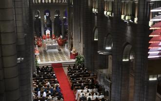 La Consécration de Monseigneur David [En Direct]