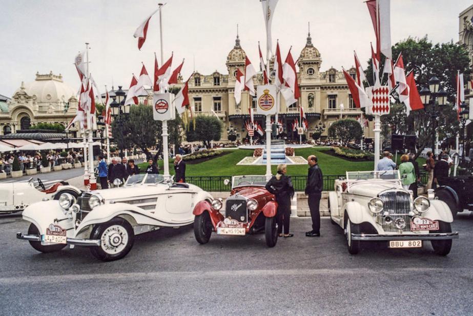 L'élégance automobile renait à Monaco