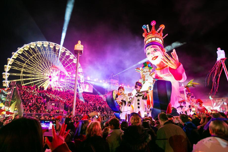 Carnaval de Nice: un défilé de mode!