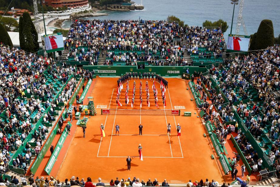 Monaco ouvre la saison sur terre battue
