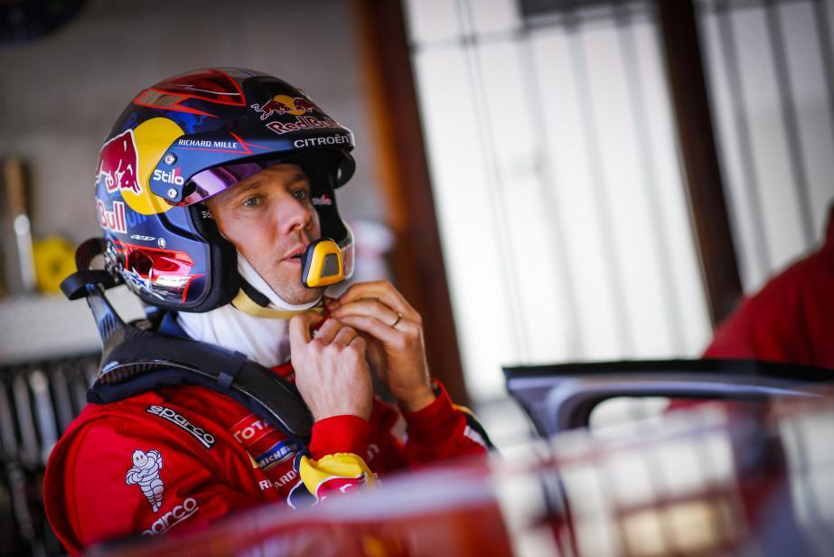 Sebastien Ogier, en route pour la victoire à Monaco !