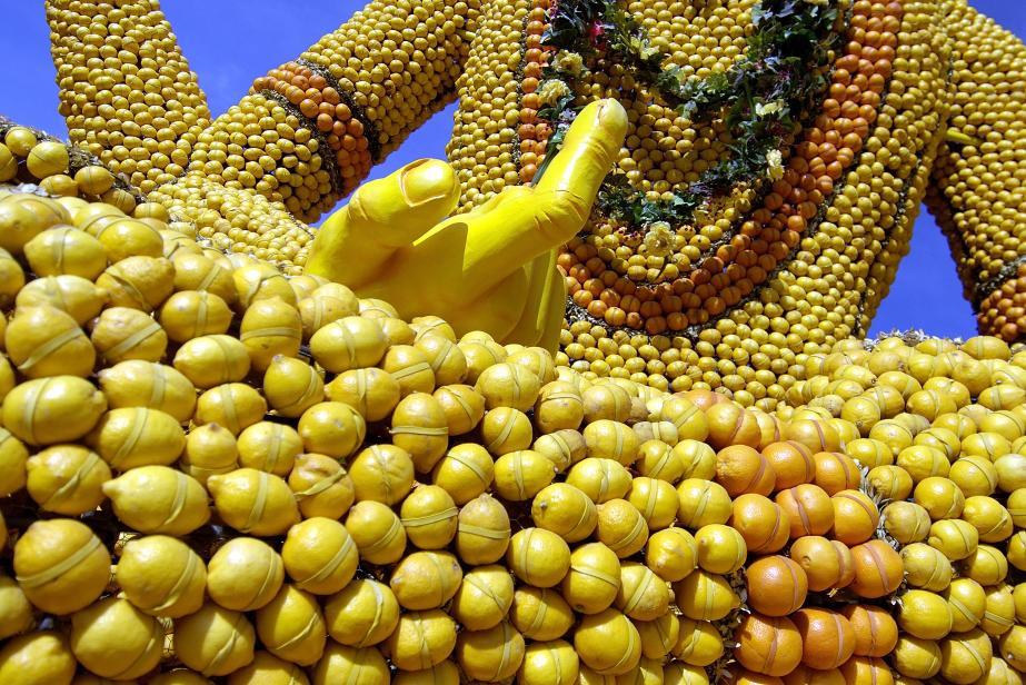 La Fête du Citron façon Bollywood !