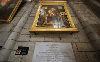 """Le retour de """"La Vierge au rosaire"""""""