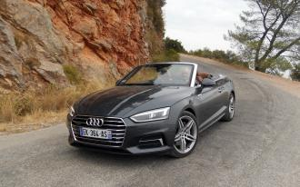 Audi A5 Cabriolet 252 ch