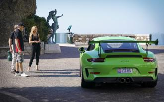 Asphalte – Porsche GT3 RS