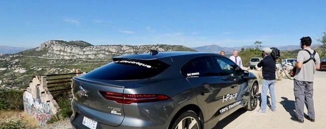 Asphalte – Jaguar I-Pace