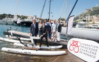 22 équipes pour le « Riviera Water Bike Challenge »