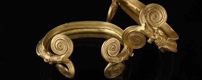 Extraordinaires bracelets celtes