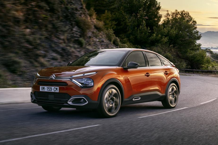Citroën C4: elle réinvente le confort!