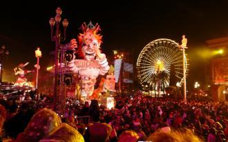 Carnaval « Roi de l'Espace »
