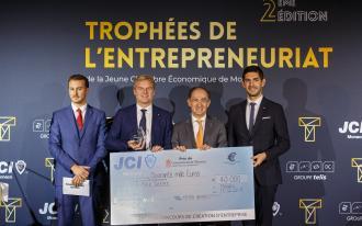 2ème édition des Trophées de l'entrepreneuriat
