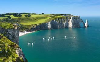 Découvertes en Normandie