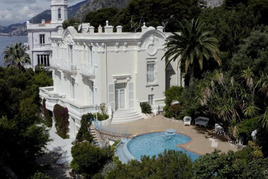Demeures d'exception: Villa Les Camélias