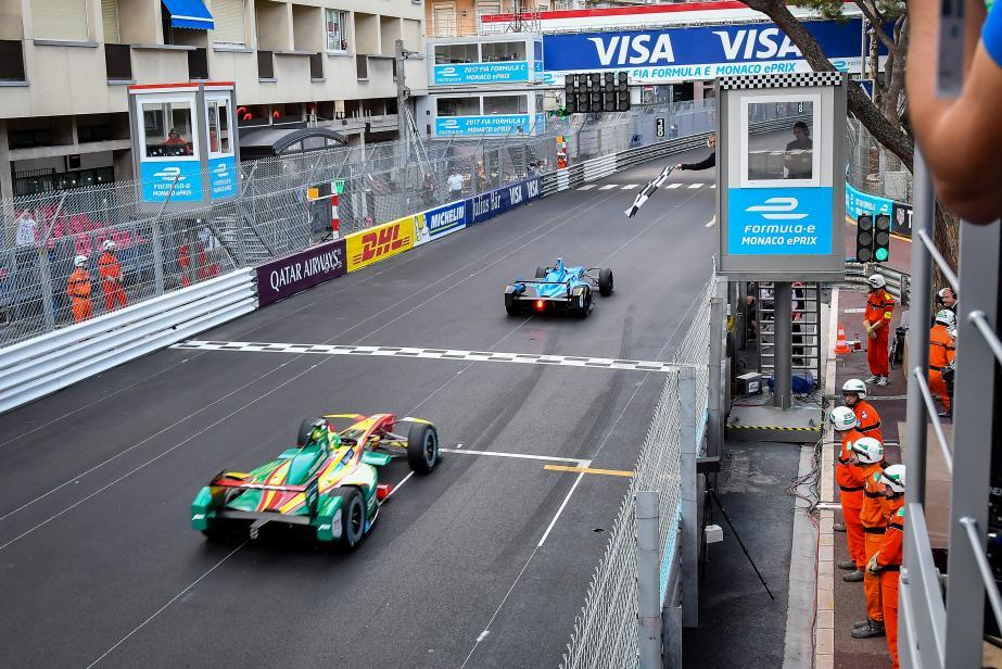 Le Monaco E-Prix en direct