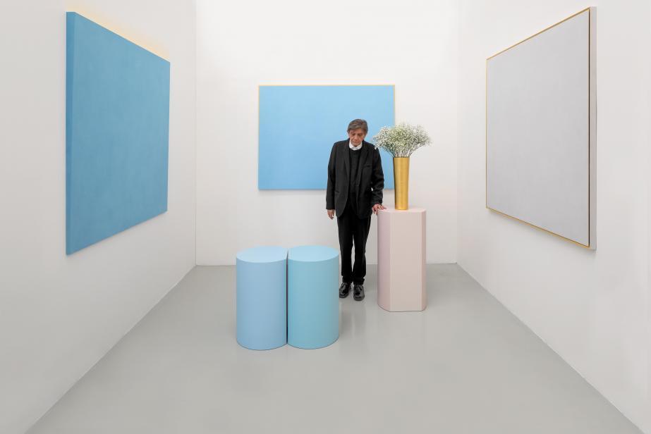 Ettore Spalletti s'expose au NMNM