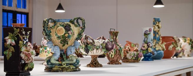 L'art de la céramique
