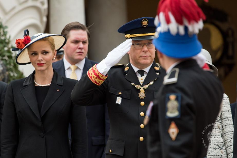 19 novembre : Monaco fête son prince