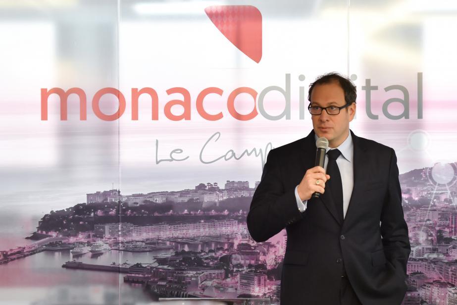 Invité spécial Frédéric Genta, projet Extended Monaco