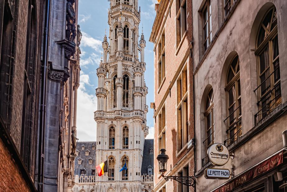 Bienvenue en Belgique !