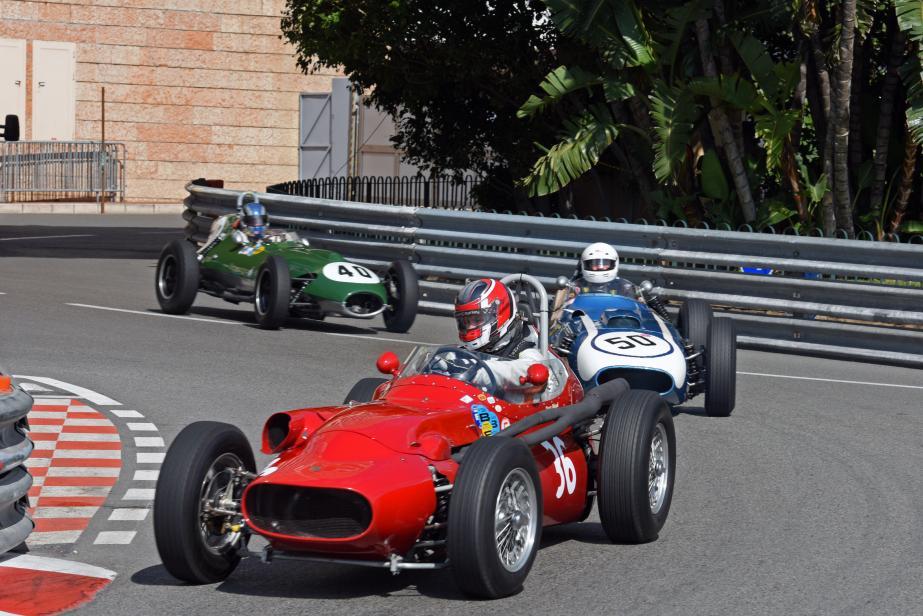 Sous le charme du Grand Prix Monaco Historique 2018