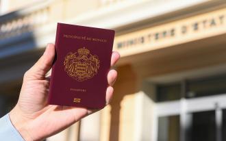 Un nouveau passeport