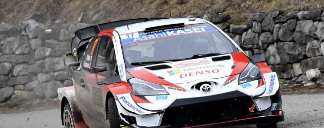 Un Rallye Monte-Carlo plus compact