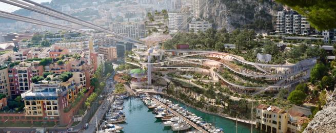 Un îlot de nature à l'horizon 2027