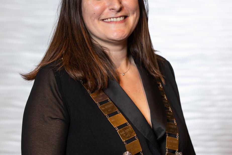 Marion Soler,  Présidente nationale 2020
