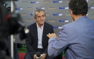 Regard Extérieur – Alain Prost