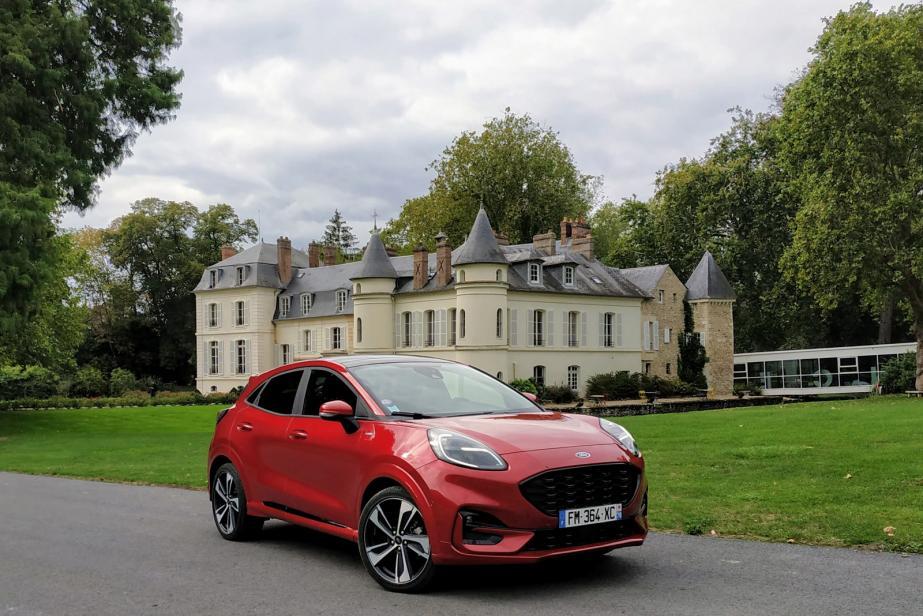 Ford Puma : boîte auto et Diesel!