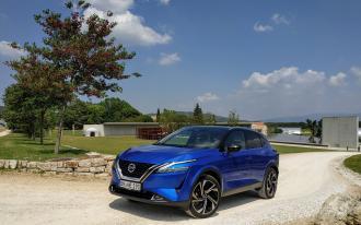 Nissan Qashqai Mild Hybrid