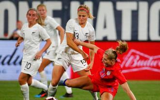 Coupe du monde féminine de foot : « Dare to shine »
