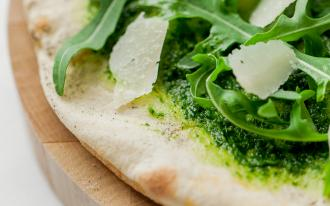 Pizzette riquette et parmesan