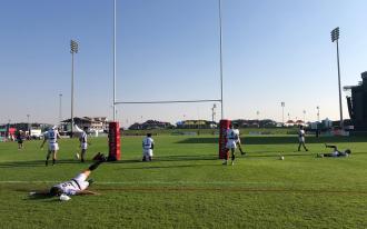 Monaco Impi's à l'assaut du Dubaï Rugby Sevens