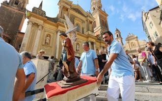 Menton fête la Saint-Michel