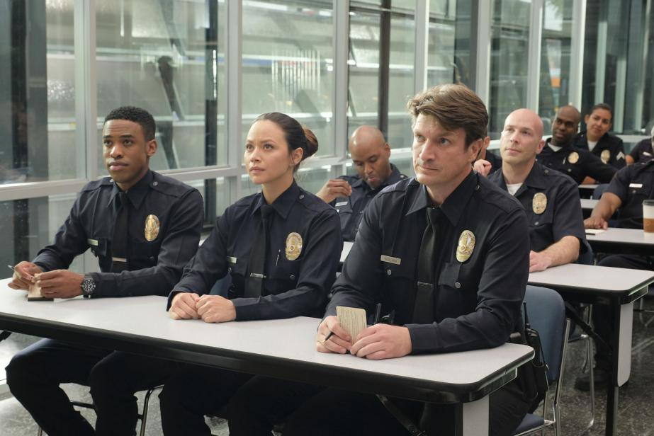 The rookie – Le flic de Los Angeles