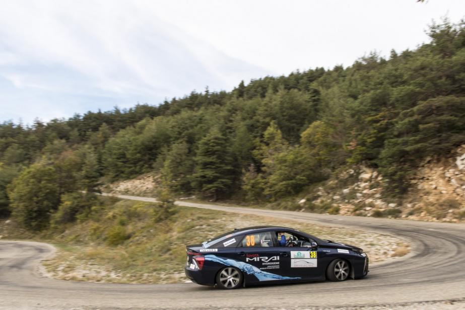 Le 4e E-Rallye entre Valence et Monte Carlo