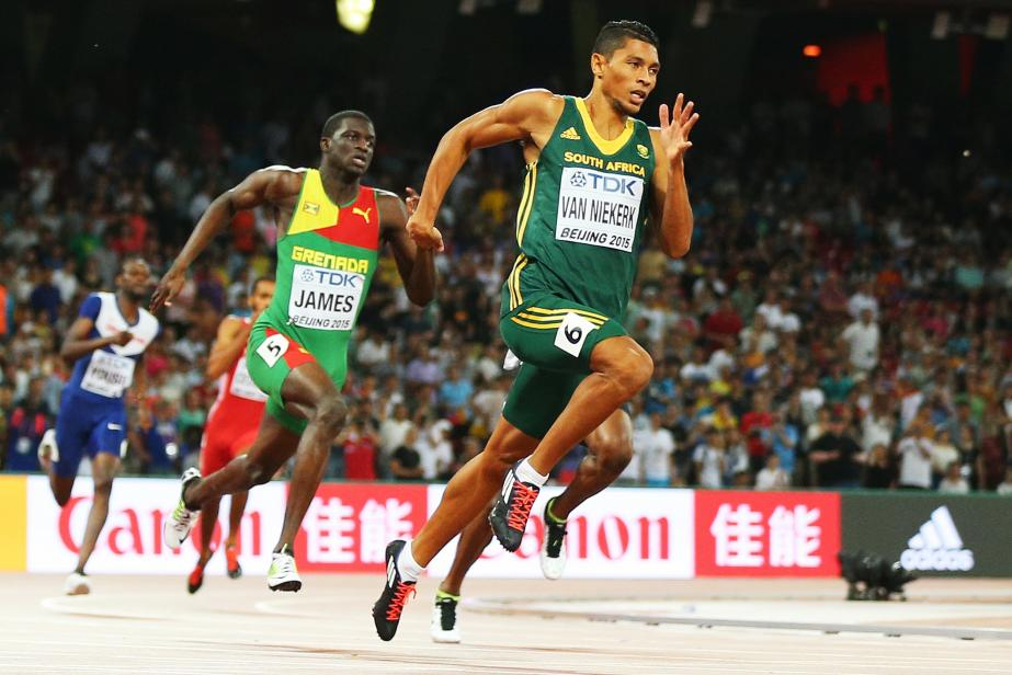 Trois recordmen du monde à Herculis