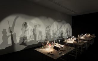 Variations Les Décors lumineux d'Eugène Frey